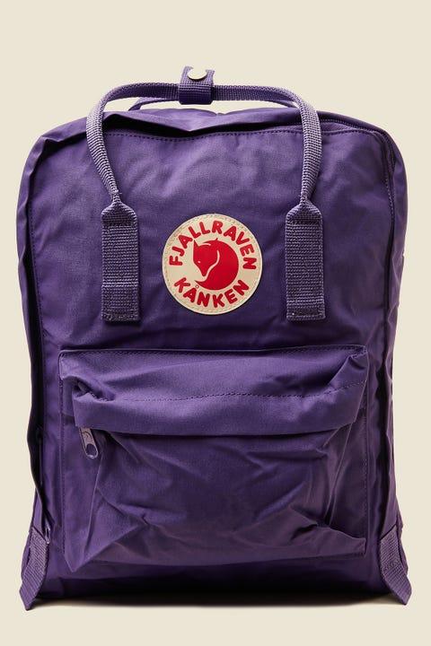 Fjallraven Kanken Purple