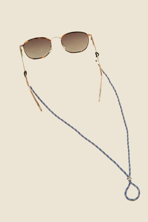 ICON BRAND Soleado Sunglass Cord Blue