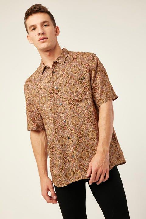 WRANGLER Garageland Shirt Paisley