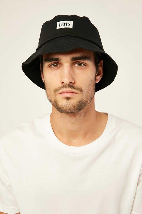 Levi's Serif Bucket Hat Black