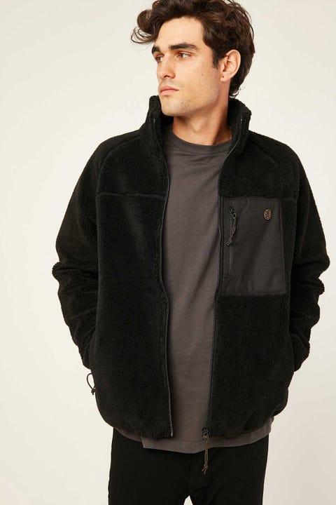 DEUS EX MACHINA Mackay Fleece Black