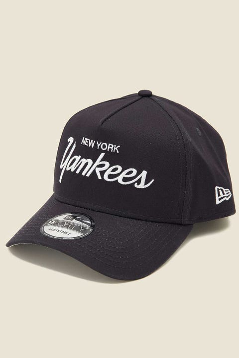 NEW ERA 9Forty A-Frame Snapback NY Yankees Navy/Grey