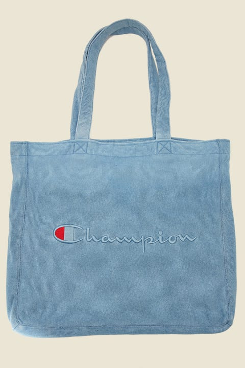 Champion Reverse Weave Rebound Tote Chambray Washed