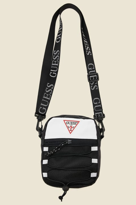 Guess Originals Mountaineer Crossbody Black