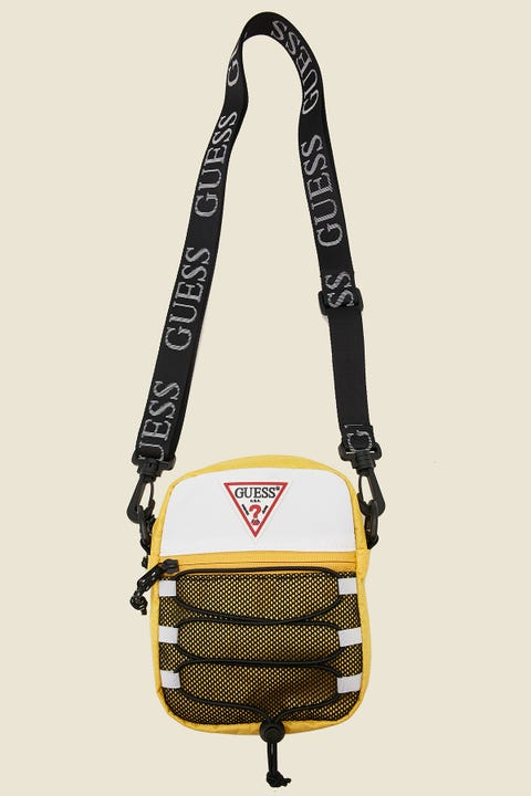 Guess Originals Mountaineer Crossbody Mustard