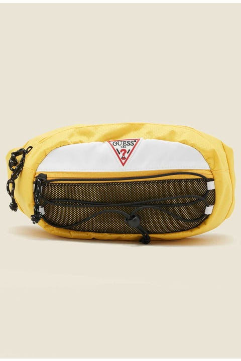 Guess Originals Mountaineer Bumbag Mustard