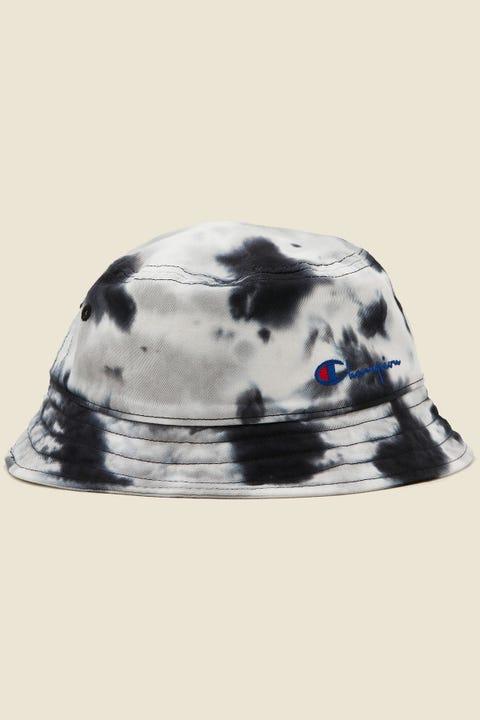 Champion Big Sky Dye Bucket Hat Black