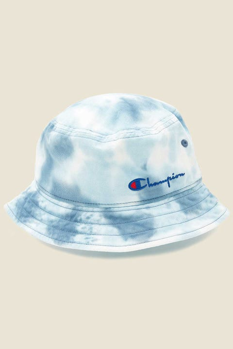 Champion Big Sky Dye Bucket Hat Candid Blue