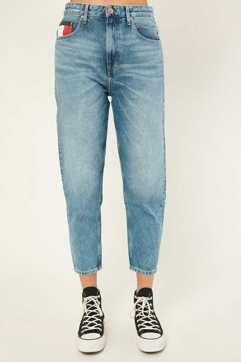 TOMMY JEANS Mom Jean HR Tapered Save 20 LT