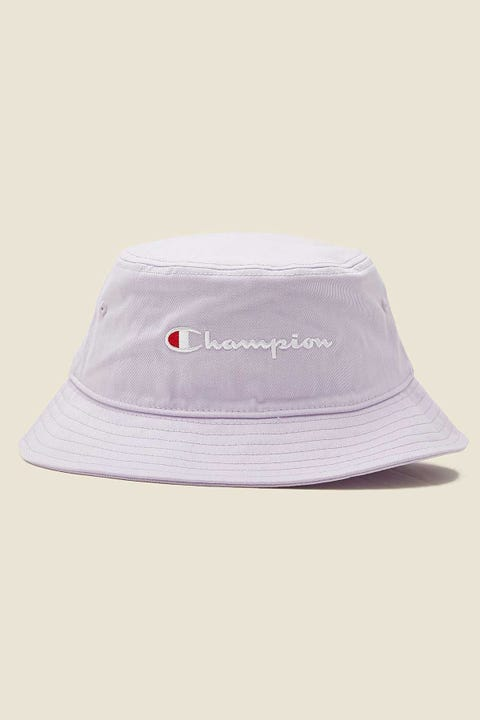 Champion Twill Bucket Hat Lilac Wash