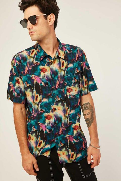 BARNEY COOLS Holiday SS Shirt Acid Trip