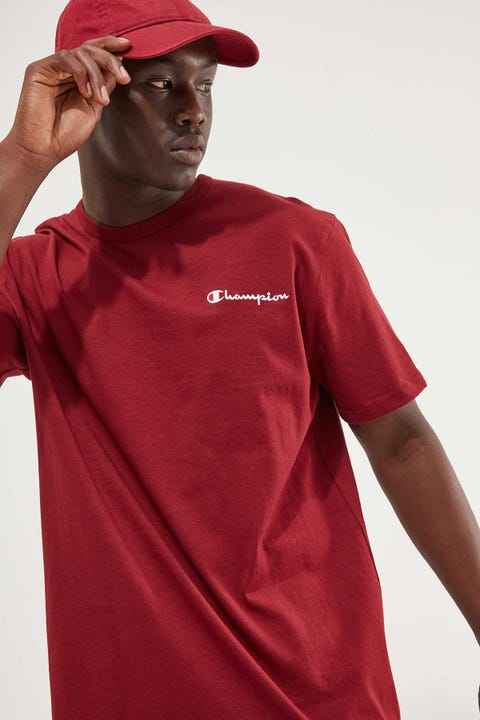 Champion Heritage Tee Sepia Red