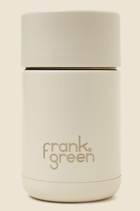 FRANK GREEN Ceramic Reusable Cup 10oz Cloud