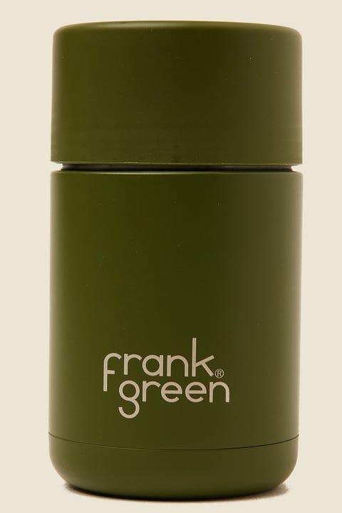 FRANK GREEN Ceramic Reusable Cup 10oz Khaki