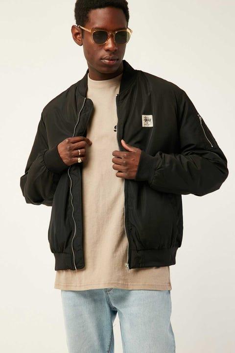 STUSSY Workwear Bomber Black