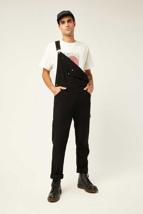 THRILLS Carpenter Overall Black