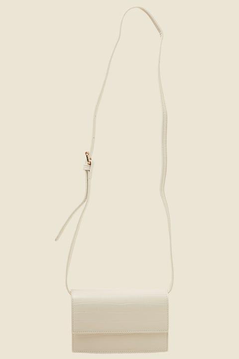 TOKEN Everyday Shoulder Bag White