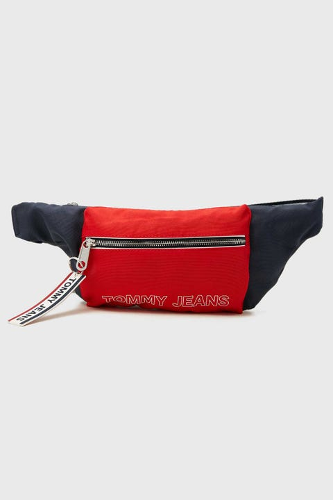 Tommy Jeans Logo Tape Bumbag Corporate