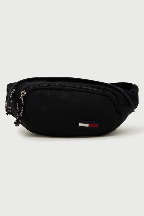 Tommy Jeans Campus Bumbag Black