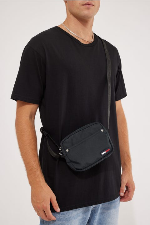 Tommy Jeans Campus Crossover Black
