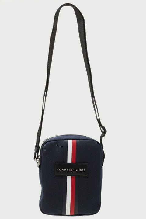 Tommy Jeans Uptown Nylon Mini Reporter Sky Captain