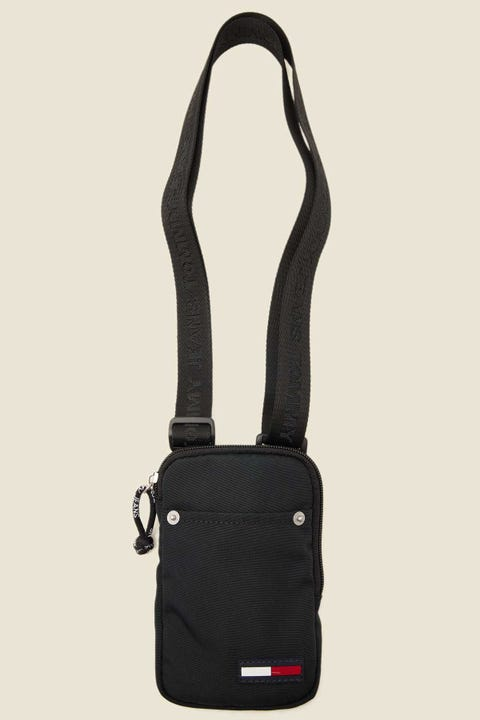Tommy Jeans Campus Small Crossover Black