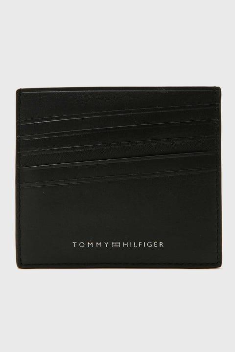 Tommy Jeans Fine CC Holder Black