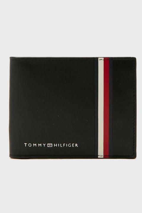 Tommy Jeans Fine Mini CC Wallet Black