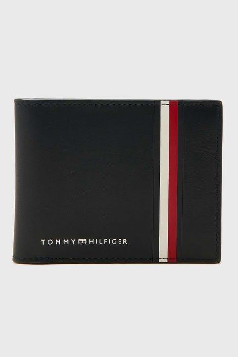 TOMMY JEANS Fine Mini CC Wallet Sky Captain