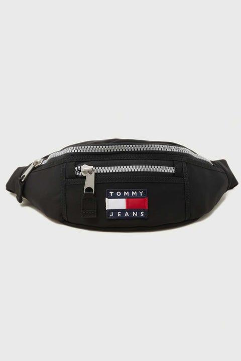 Tommy Jeans Heritage Bumbag Black