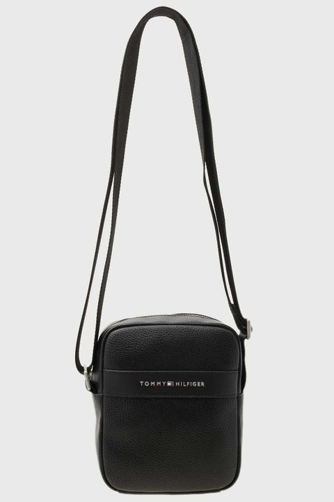 Tommy Jeans Modern Mini Reporter Black