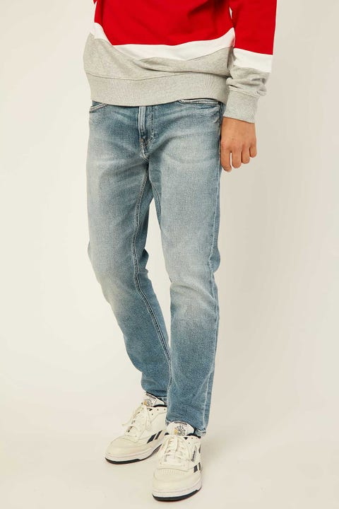 Tommy Jeans Rey Relaxed Tapered Jean Indigo