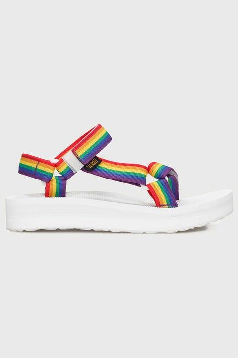 Teva Midform Universal Rainbow/White