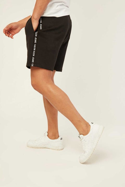 Calvin Klein Side Logo HWK Short Black