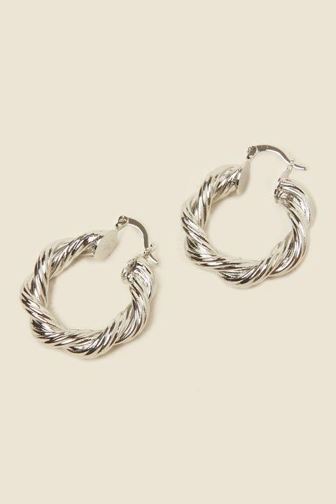 TOKEN Arielle Earring Silver Silver