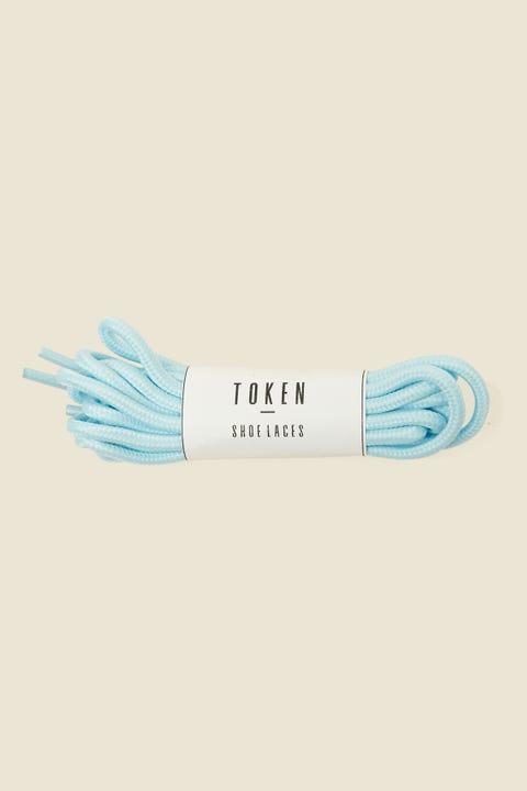 TOKEN Refresh Shoe Laces Blue