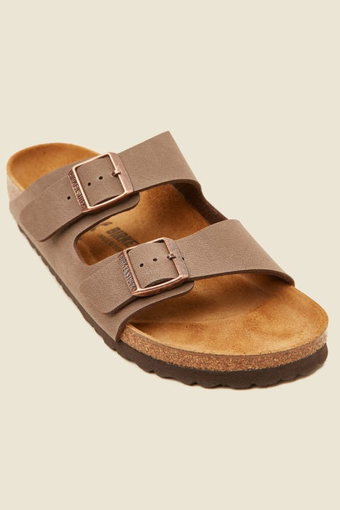 BIRKENSTOCK Mens Arizona BF NU Narrow Mocca