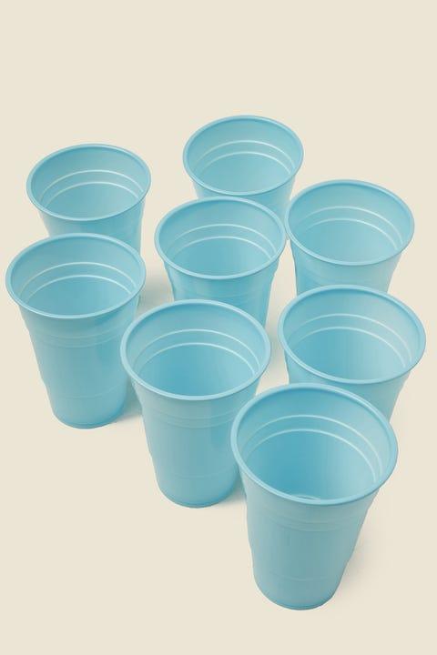 REDDS Cups Hypercolour Cups 8 Pack Blue/Purple