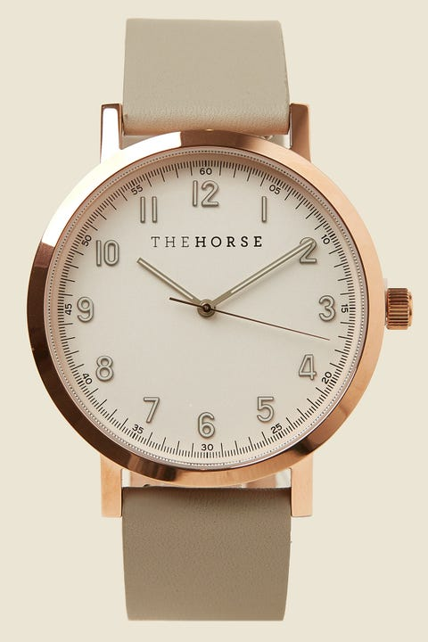 THE HORSE The Original 2.0 Rose Gold/White/Grey