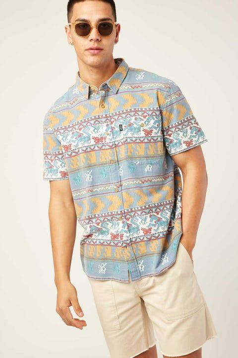 WRANGLER Slater Shirt Seven Wonders