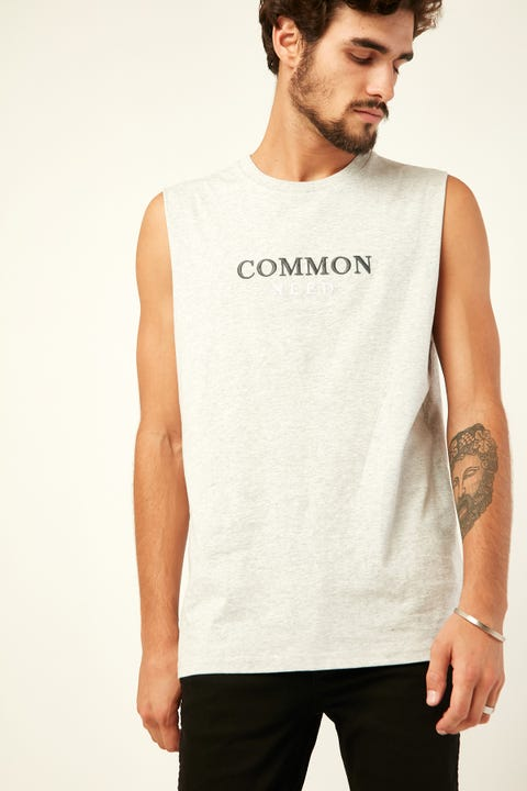 COMMON NEED Break Muscle Grey Marle