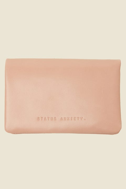 STATUS ANXIETY Is Now Better Dusty Pink
