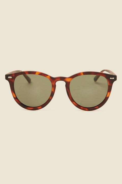 Le Specs Fire Starter Polarized Matte Tort/Khaki