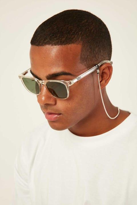 ICON BRAND Saratoga Sunglasses Chain Antique Silver