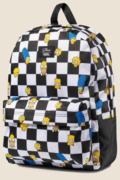 VANS x The Simpsons Old Skool III Backpack Family