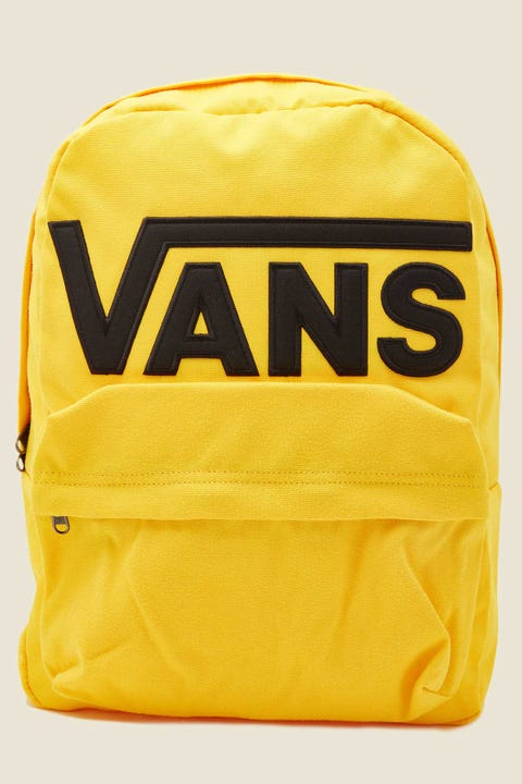 Vans Old Skool III Backpack Lemon Chrome