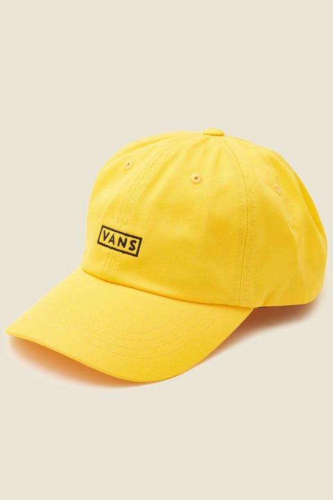 VANS Curved Bill Jockey Lemon Chrome