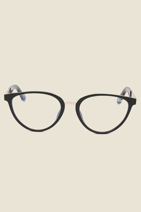 QUAY Rumours Black/Clear BL