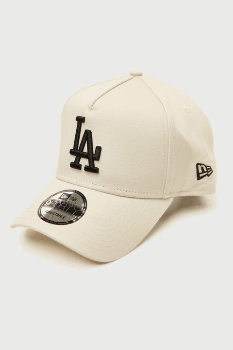 New Era 9Forty A-Frame LA Dodgers Snapback Stone/Black