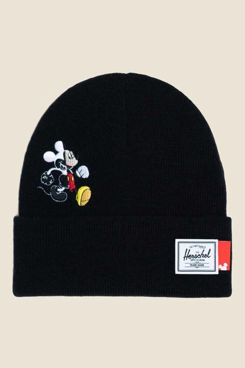 HERSCHEL SUPPLY CO. x Disney Elmer Mickey Mouse Black